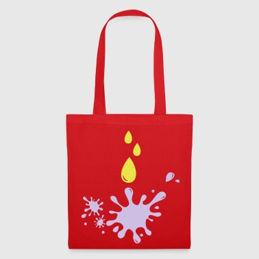 paint - Tote Bag