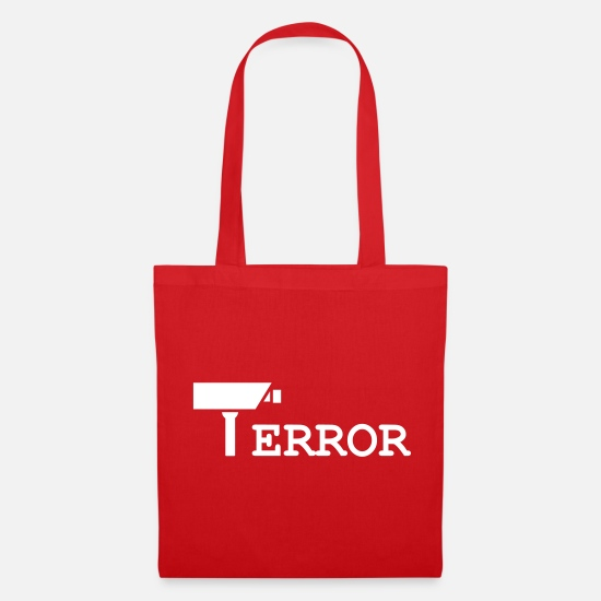 Cool Bags & Backpacks - T_error - Tote Bag red