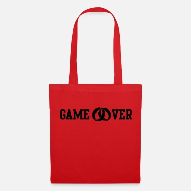 Game Over game over - Tote Bag