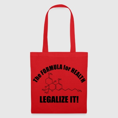 The Formular for Health - Tote Bag