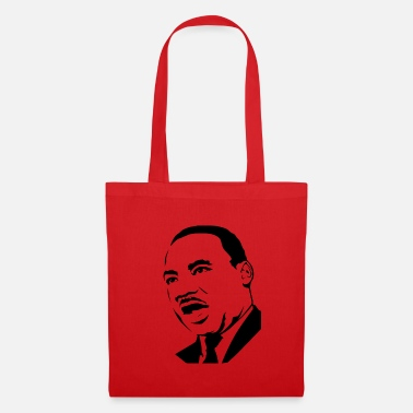 Stencil martin luther king stencil - Tote Bag