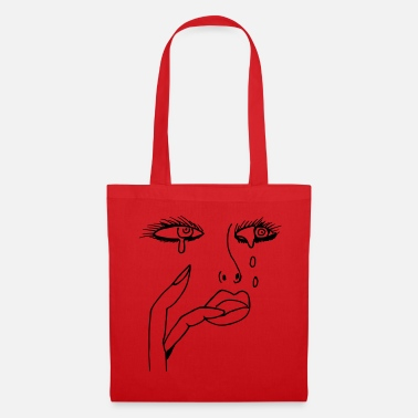Cry Baby cry baby - Tote Bag