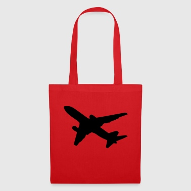 Aviateur avion - Tote Bag