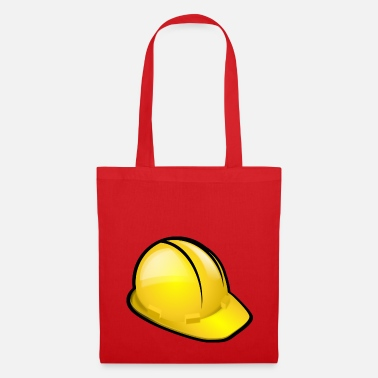 Protection helmet - Tote Bag