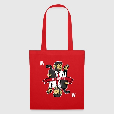 Zodiac sign monkey - Tote Bag