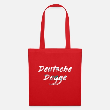 Dogue Allemand Dogue Allemand - Tote Bag