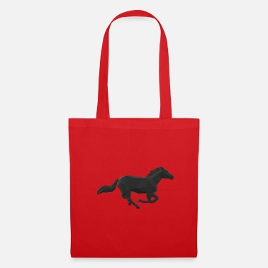 Galop Cheval galop - Tote Bag