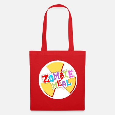 Zombie Meal, by SBDesigns - Tote Bag