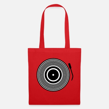 Record Champion record - Tote Bag