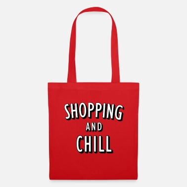 Netflix Shopping et détente - Tote Bag