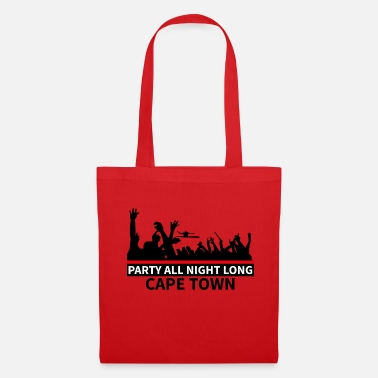 Cape Town CAPE TOWN Party - Tote Bag