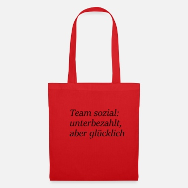 Social socialement - Tote Bag