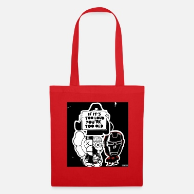 Loud loud - Tote Bag
