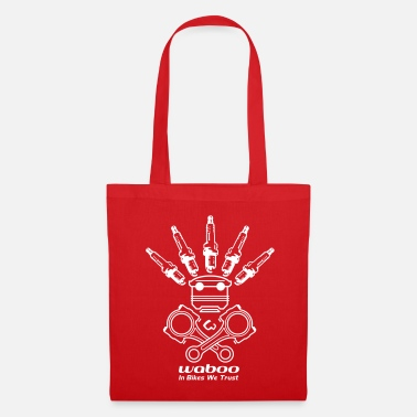 Waboo Indian Droid - Tote Bag
