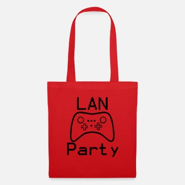 Lan-party LAN PARTY - Tote Bag