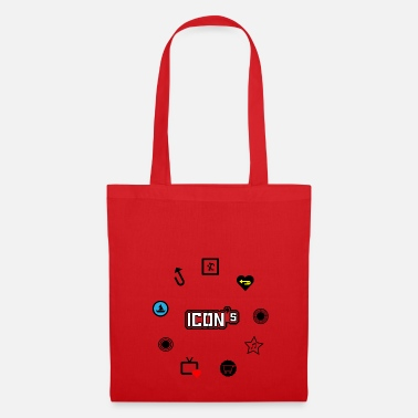 Icon icônes - Tote Bag