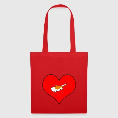 Love Land Europe EU Cyprus Cyprus - Tote Bag