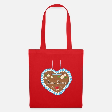 Queen Gingerbread Heart Oktoberfest Oktoberfest Queen - Tote Bag