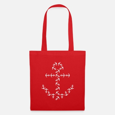 Ancre ancre d'ancres - Tote Bag