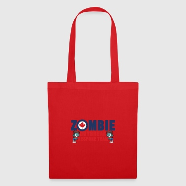 Outbreak zombie outbreak - Tote Bag