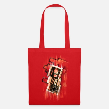 Vintage Collection V2 Blurry NES - Tote Bag