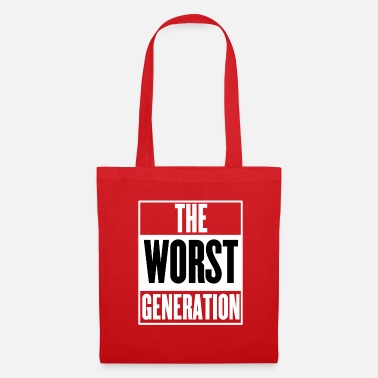 The Worst Generation - Stoffentas