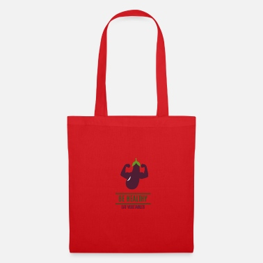 Healthy Be Healthy - Tote Bag