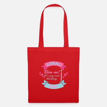 21st Birthday 21st birthday - Tote Bag