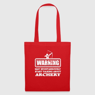 Archery 017 - Tote Bag