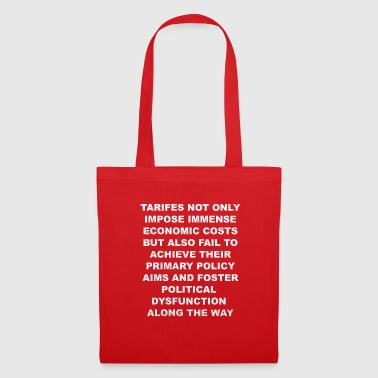 Citations politiques - Tote Bag