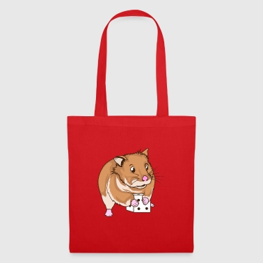 Hamster guinea pig rodent rodent - Tote Bag