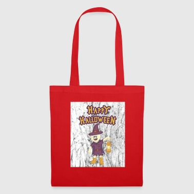 Bad HAPPY HALLOWEEN - Tote Bag