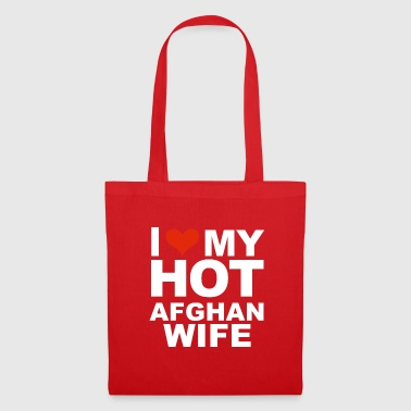 Relationship I Love My Hot Afghan Wife Marriage Husband Afghanistan - Tote Bag