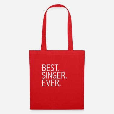 Career Best Singer Ever Career Graduation - Tote Bag