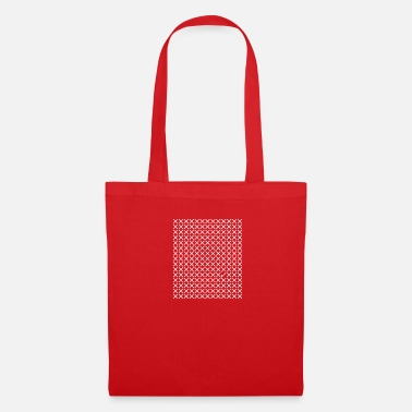 Carreaux à carreaux - Tote Bag