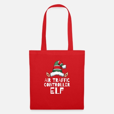 Elf Air Traffic Controller Elf Christmas Holidays - Tote Bag