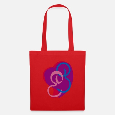 Superguay IN_LOVE - Bolsa de tela