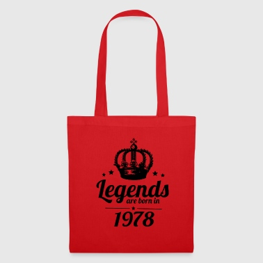 Legends 1978 - Tote Bag