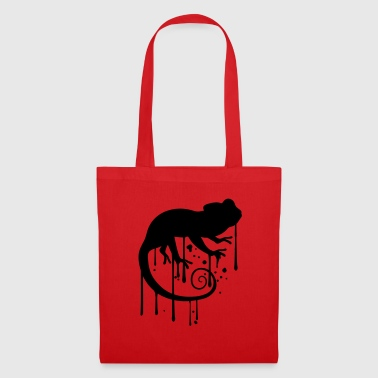 Soul drop spray graffiti stamp silhouette silhouette s - Tote Bag