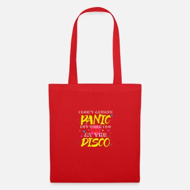 Panic I Dont Always Panic But When I Do It At The Disco - Stoffbeutel