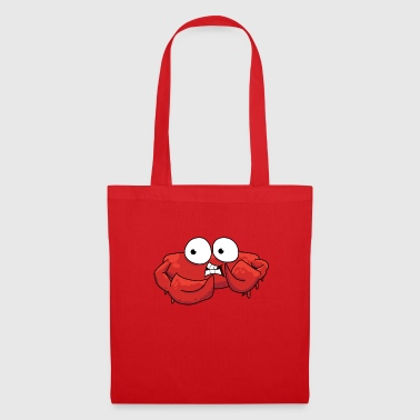 Anxieux crabe anxieux - Tote Bag