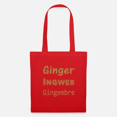 Ginger Ginger - Tote Bag