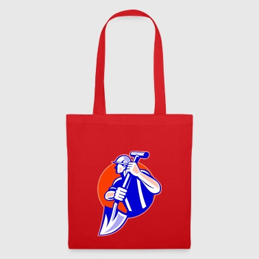 The builder - Tote Bag
