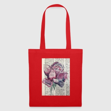Rose Watercolour - Tote Bag