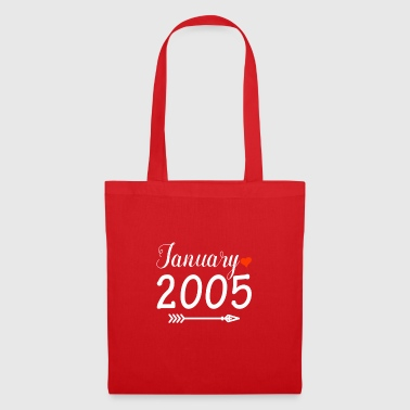January 2005 - Tote Bag