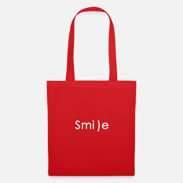 Smile Smile smile - Tote Bag