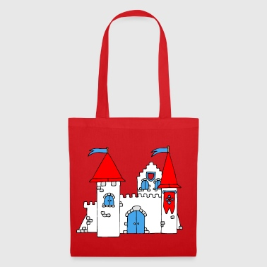 Medieval Castle - Tote Bag