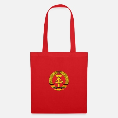 Socialist National Coat Of Arms Of East Germany - Tote Bag