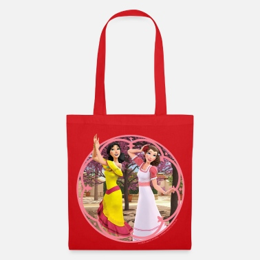 Zorro The Chronicles Ines And Carmen Dancing - Tote Bag