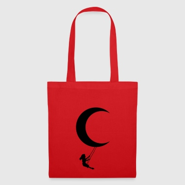 Moon swing - Tote Bag